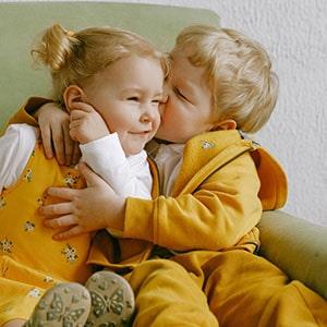 Kids hugging-Guardianship-crop white space at top