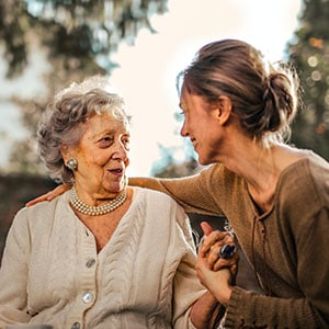 Old and young - Conservatorship